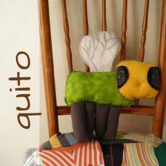original softies, muñeco de tela, hecho a mano